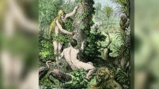 Book reveals shocking re examination of Adam and Eve