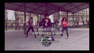 1 2 3 sofia reyes ft.Jason Derulo & De La Ghetto |Martin Mitchel (Choreography) zumba