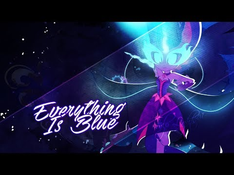 [Simple] Everything Is Blue [Mini PMV]