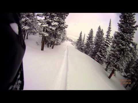 Westridge, Eldora Ski Area  26 Feb 2015