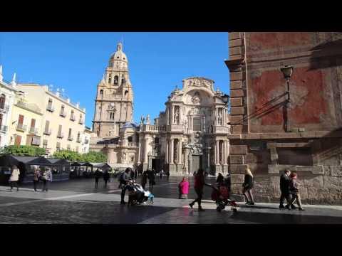 Visit to Murcia, Spain