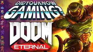 Doom Eternal - Did You Know Gaming? Ft. Boundary Break (Shesez)