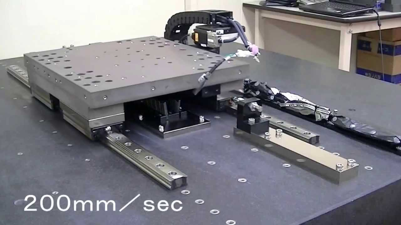 Kovery Linear Motor Nano Stage Youtube