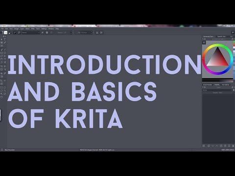 introduction-to-krita