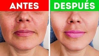 Masaje facial japonés de 5 minutos para parecer 5 años más joven