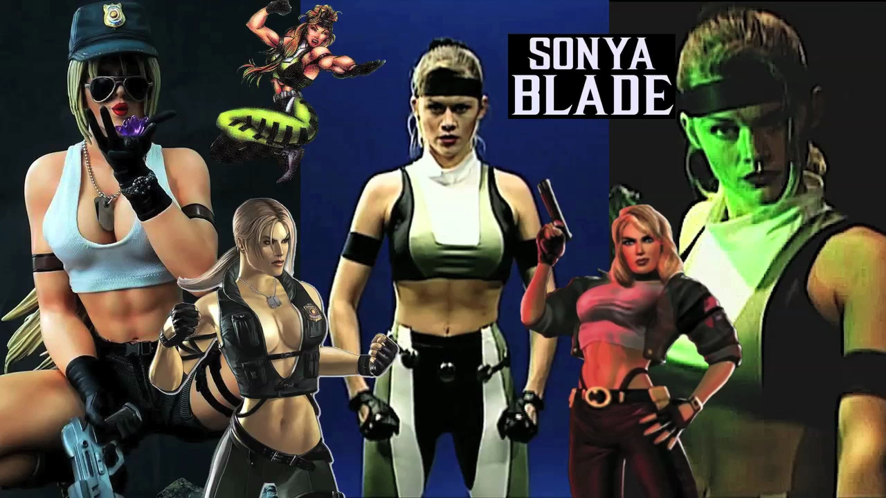 10 Awesome Facts On Sonya Blade
