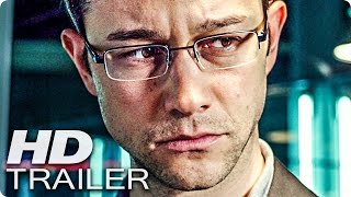 SNOWDEN Trailer German Deutsch (2016)
