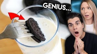 25 FOODS YOU'VE BEEN EATING WRONG!