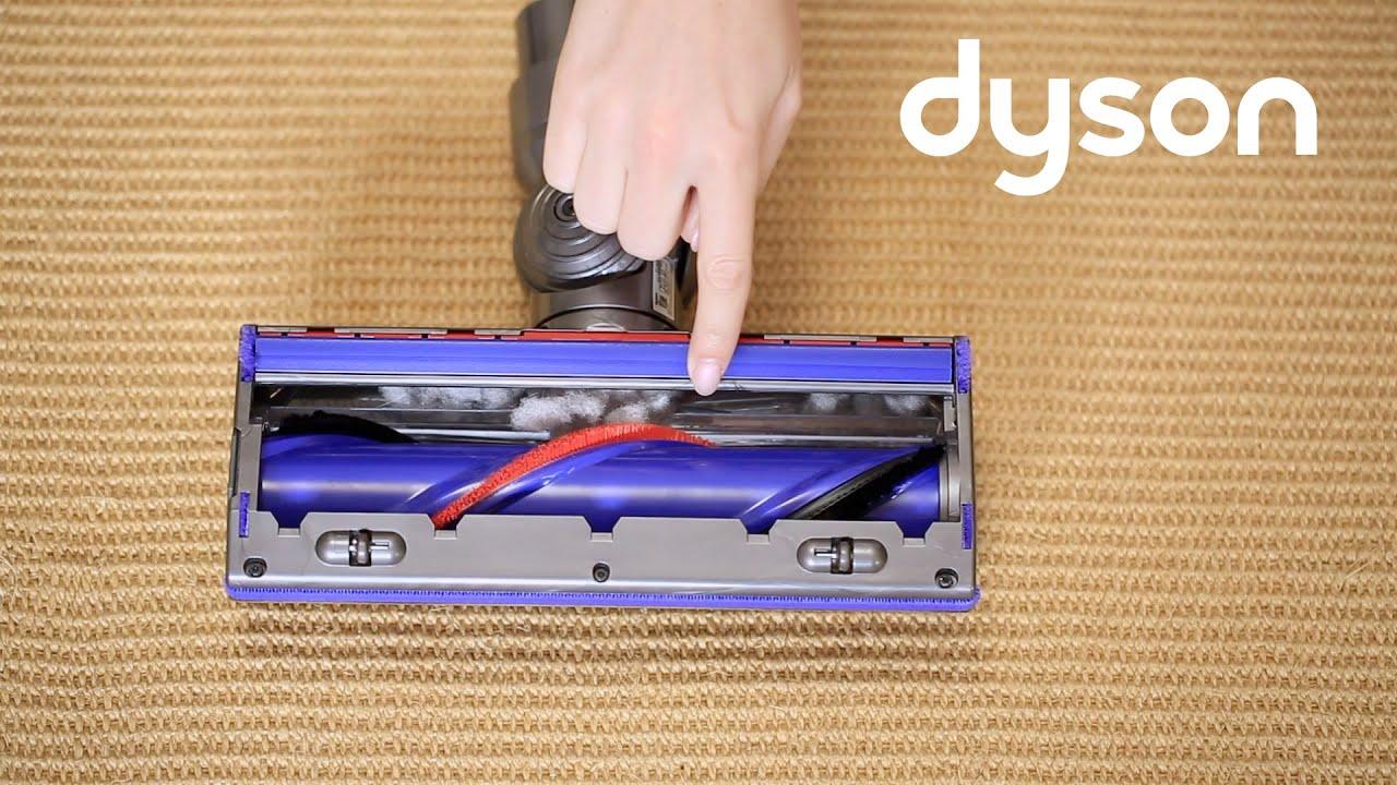 Dyson турбощетка как разобрать инструкция dyson 52