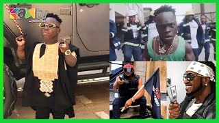 Shatta Bundle Performs and Chill in Nigeria With Rudeboy of PSquare...Shatta Wale