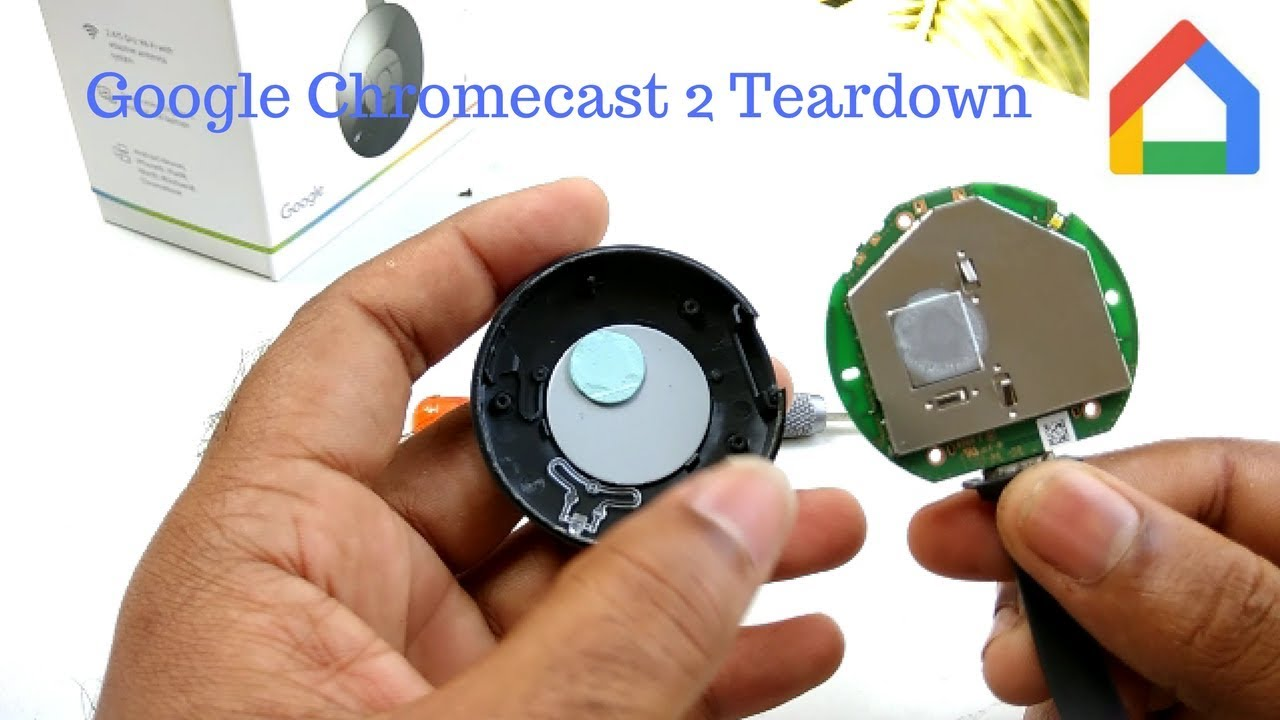 Chromecast Home