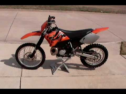 1998 ktm 300 exc for sale sold! - youtube