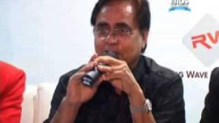 Jagjit Singh at Book Launch