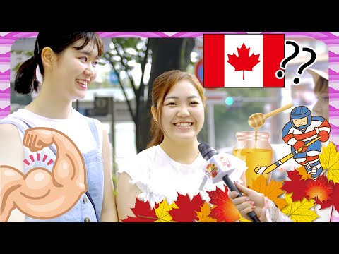 What Japanese Think About Canada