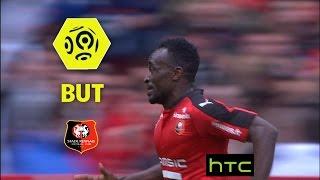 But Firmin MUBELE (82') / Stade Rennais FC - Olympique Lyonnais (1-1) -  / 2016-17