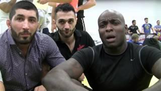 Osmanische Backpfeife vs Muay Thai, Boxen ( Ismail Cetinkaya )!!!