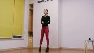 엣지 떡춤 골반 여자 클럽춤 배우기 (몸치탈출)