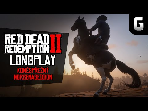 longplay-red-dead-redemption-2-konesprezny-horsemageddon
