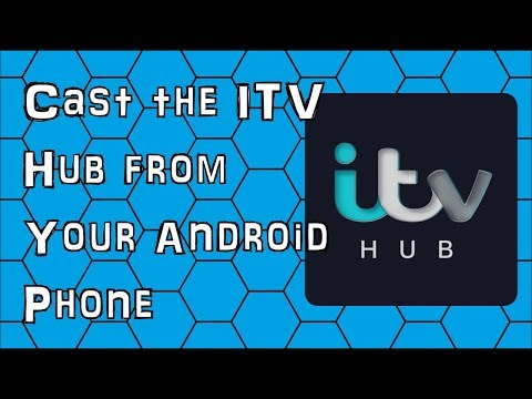 How To Cast The ITV Hub From Your Android Phone To Your Chromecast Device