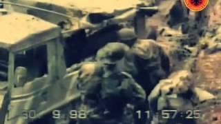 Forcat e Armatosura Ne afërsi te kufirit Operacioni i koduar