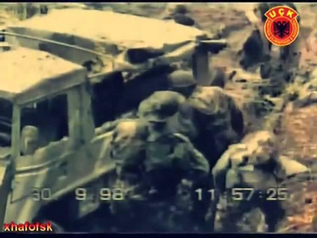 """Forcat e Armatosura Ne afërsi te kufirit Operacioni i koduar """"FENIX"""" 30.09.1998"""