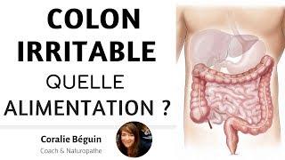 QUELLE ALIMENTATION ? - INTESTIN IRRITABLE /COLOPATHIE FONCTIONNELLE | Coralie Béguin Naturopathe