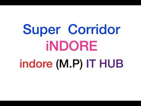 indore super corridor || TCS indore campus || indore IT hub of (M.P) ||
