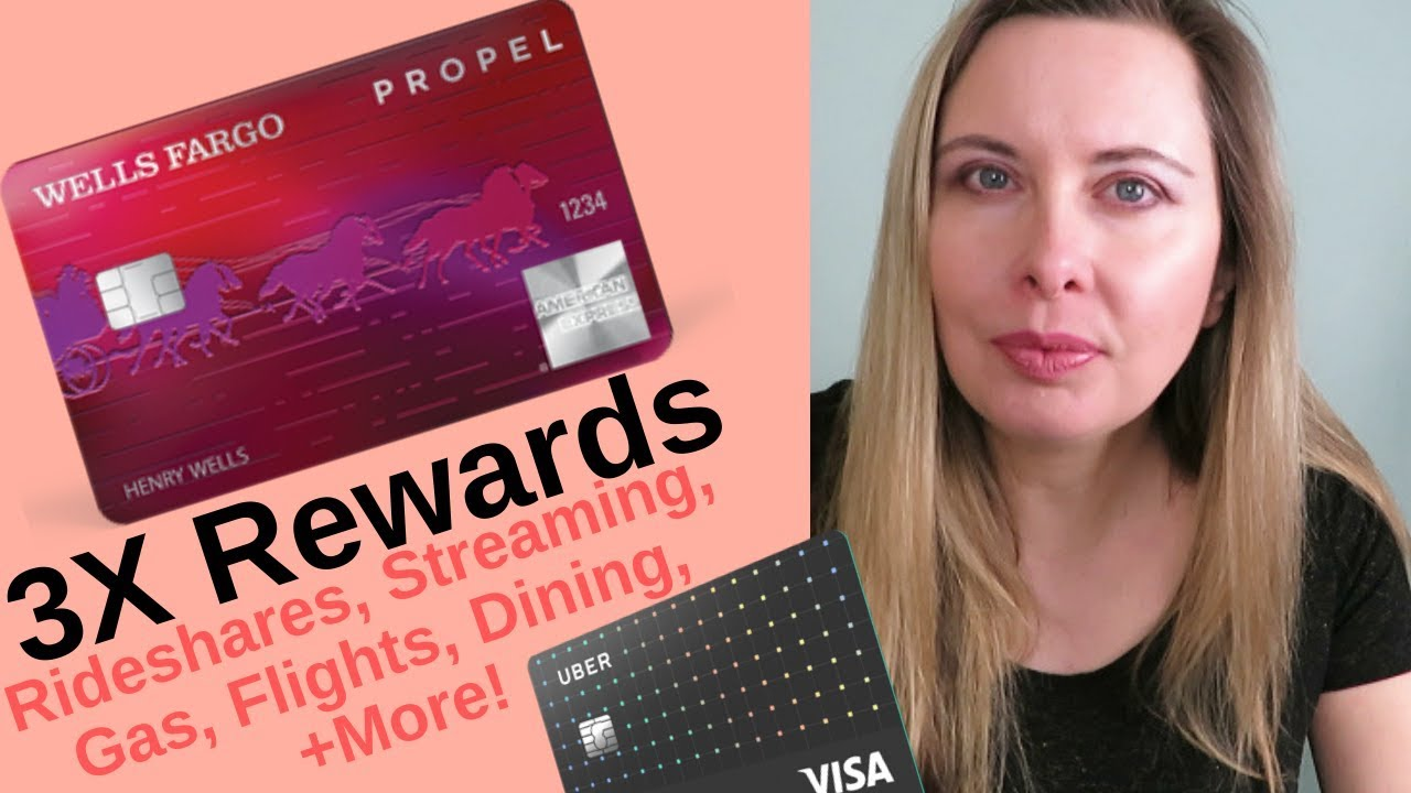 Wells Fargo Propel Card Review - Amex Propel Rewards Vs Uber Visa Rewards