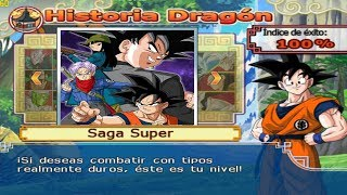 Dragon Ball Z Budokai Tenkaichi 4 - Modo historia, Black Goku VS Trunks del Futuro y Goku VS Black