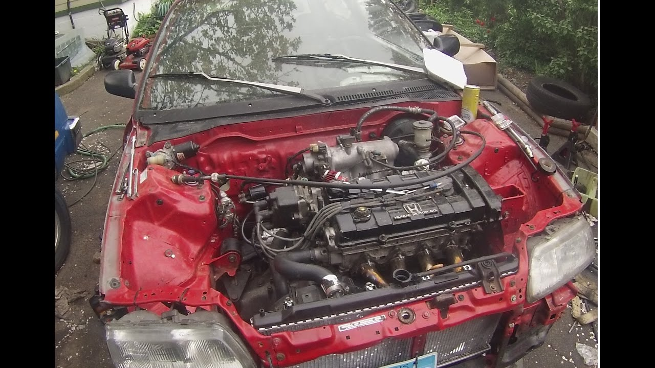 maxresdefault 1991 honda civic ef hatch build b18 how to wire tuck ground wire B18B1 Engine at cita.asia