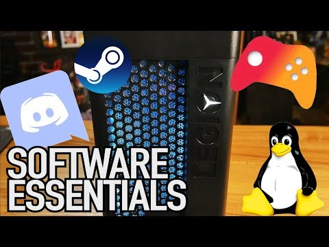 What To Install On Your New Gaming PC + Audience Favorites