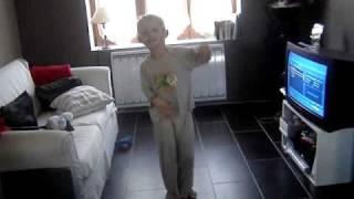 Raf 5 ans, fan de PKRK