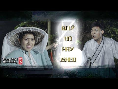 Phim ca nhạc QUÝ BÀ HAY GHEN - TRUNG RUỒI, YẾN XÔI, THÁI DƯƠNG - MV PARODY