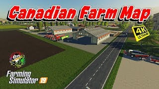 "[""Canadian Farm Map"", ""tazzienate"", ""4k"", ""4k video"", ""4k resolution"", ""4k resolution video"", ""fs19"", ""fs-19"", ""fs19 mods"", ""fs19 maps"", ""farming simulator"", ""farming simulator 19"", ""farming simulator 2019"", ""farming simulator 19 mods"", ""farming simulator"