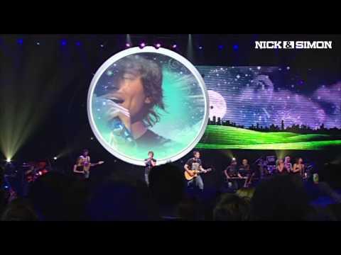 Nick & Simon - Vallende Sterren (Live Overal Ahoy' 2009)