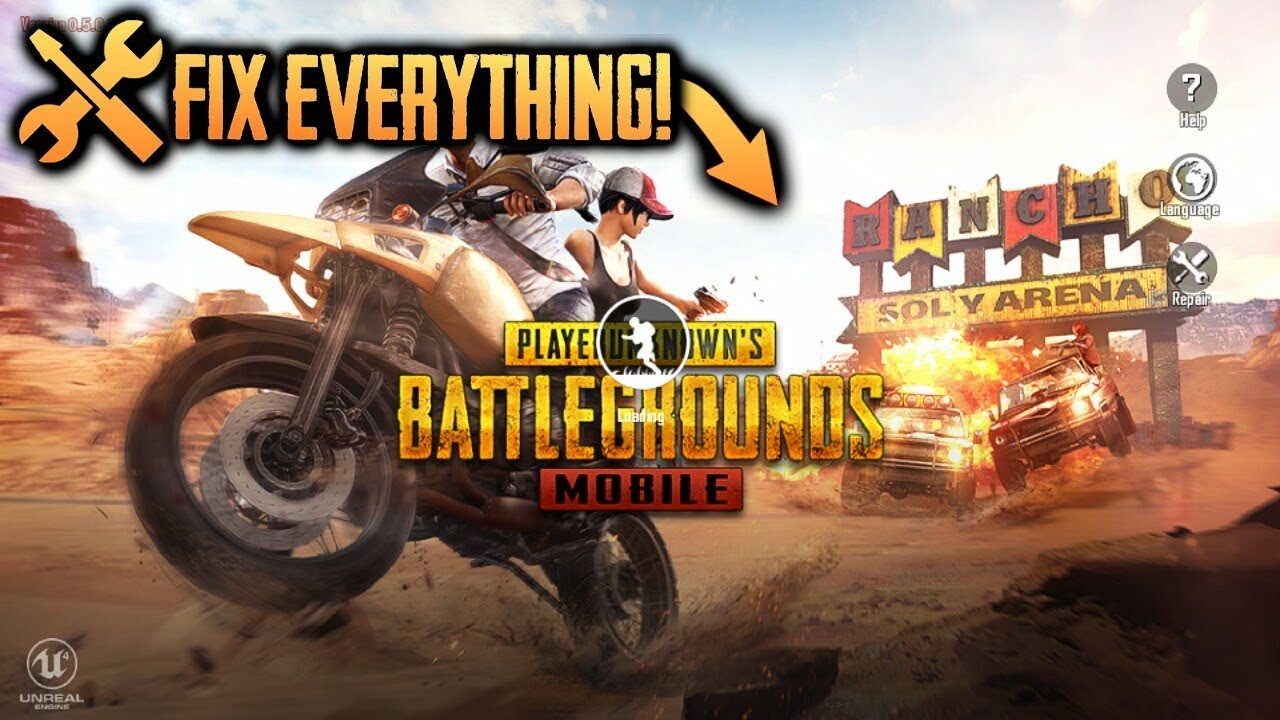 How To Fix PUBG Mobile Stuck At Loading Screen After