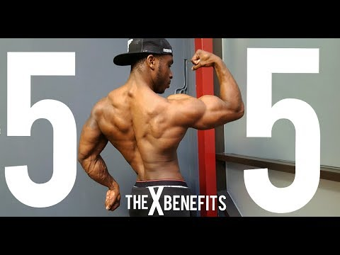 Benefits of 5x5 Training | Full 5x5 Deadlift Session OFFSEASON ep.37 -