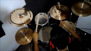 Mainstay-Become who you are ( Drum cover) Alex Hallison