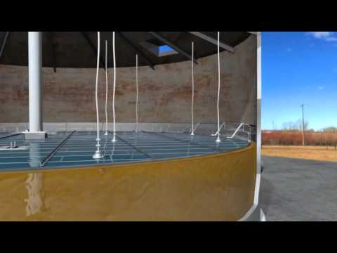 Floating Roof Tank - YouTube