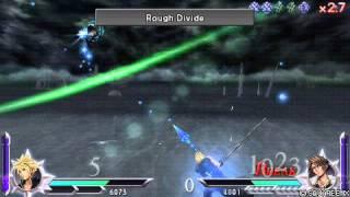 final fantasy dissidia 012 gameplay + dowload