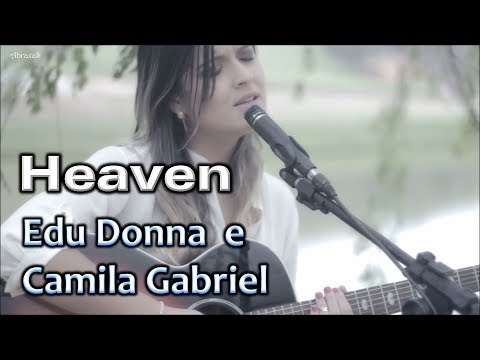 Heaven - Edu Donna e Camila Gabriel - legenda dupla - F - 079