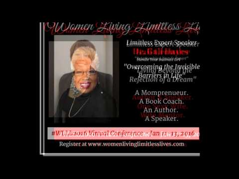 """""""Women Living Limitless Lives"""" 2016 with Sonya J. Wells"""