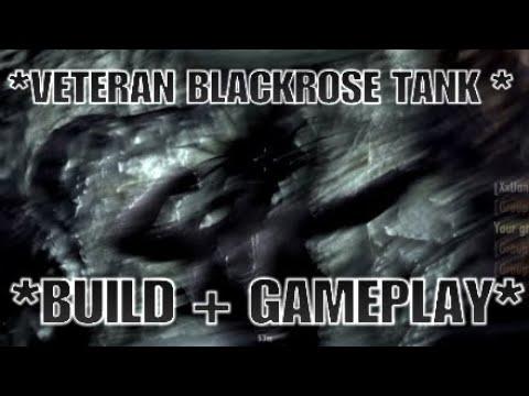 ESO|| 300K Special DK Tank Build For Blackrose Prison & PVE