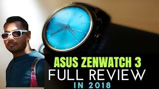 Asus zenwatch 3 Full Review 2018