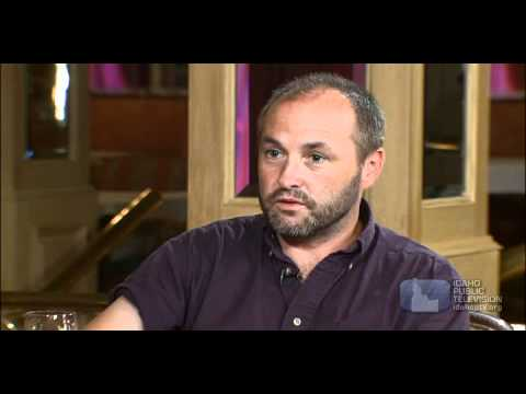 Colum McCann on Dialogue