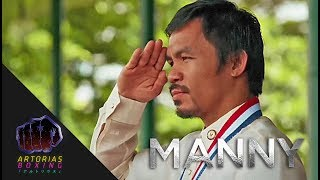 Manny The Official Movie (Teaser)
