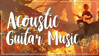 Acoustic Guitar Instrumental Background Music for Videos I No Copyright Music