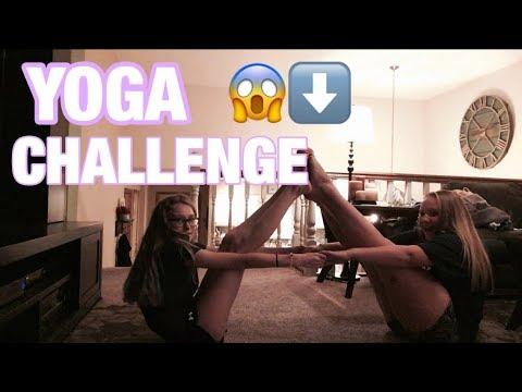 yoga-challenge!!