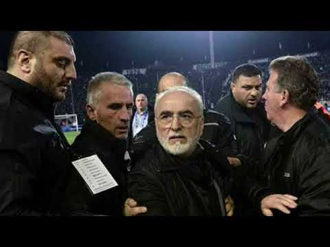 Greek Football League Suspended After Gun Controversy