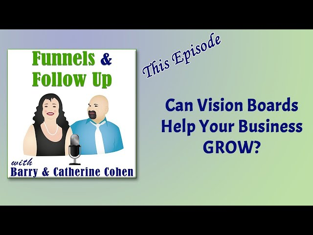 Can Vision Boards Help Your Business GROW?